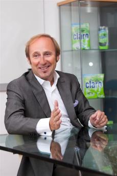 Josef Dygruber, Geschäftsführer & Eigentümer claro products GmbH