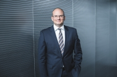Mag. Julian Jäger, Vorstand der Flughafen Wien AG