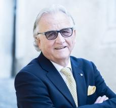 Hans Harrer, Vorstand Senat der Wirtschaft Österreich