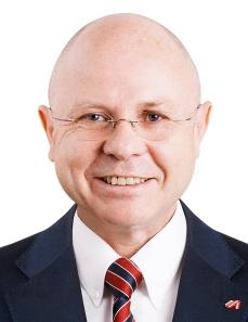 Dr. Johannes Michael Wareka, Geschäftsführer der Marzek Etiketten GmbH bzw. der Unternehmensgruppe Marzek Etiketten+Packaging, 4. Generation der Gründerfamilie des Unternehmens.